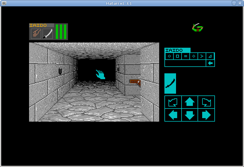 Dungeon Master (1987)(FTL)[cr Lord] ROM < Atari ST ROMs